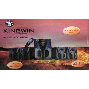 Kingwin KW-41 USB+SD Kart Okuyuculu Radyolu Bluetooth Destekli